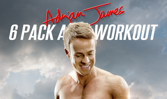 Adrian James 6 Pack Abs